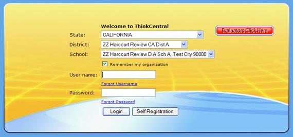 k6 think central evaluator