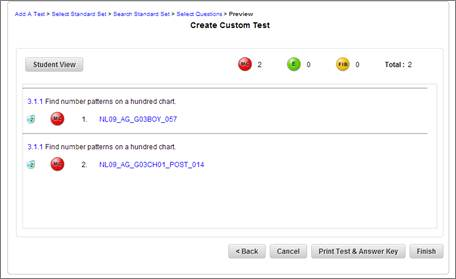 Teacherhelp2014 choose to schedule or assign a custom test fandeluxe Image collections